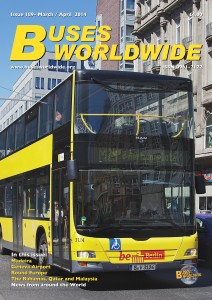 Buses Worldwide 189 Cover